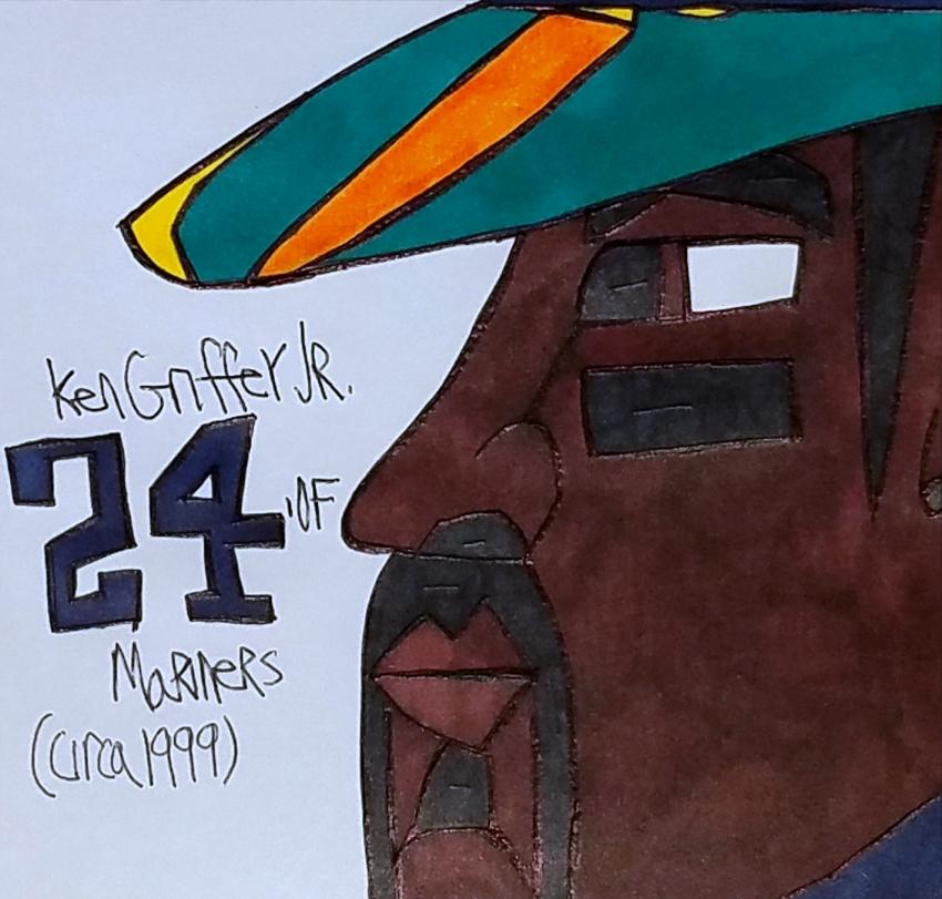 Ken Griffey Jr. por armattock